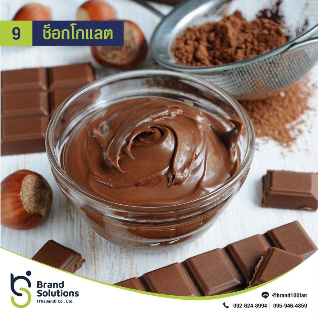 สารสกัดจาก ช็อกโกแลต อาหารเสริมสำหรับผู้ชาย