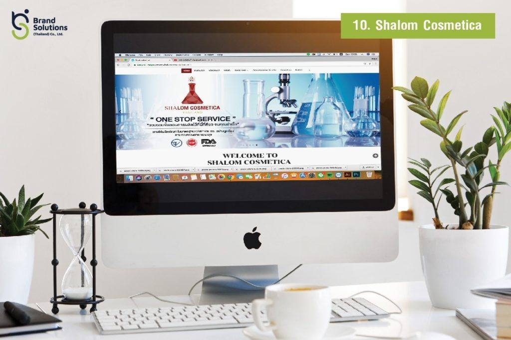 โรงงานผลิตอาหารเสริมที่ดีที่สุดประจำปี 2018 Shalom